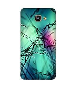 Pink Burst Samsung Galaxy S7 Case