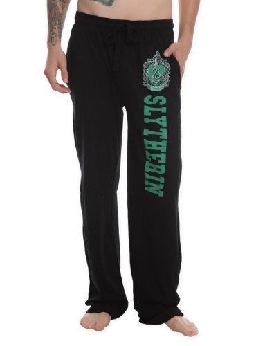 Hot Topic Men's Harry Potter Slytherin Pajama Pants