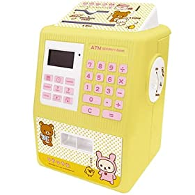 リラックマ ATMバンク 5(RK40493)