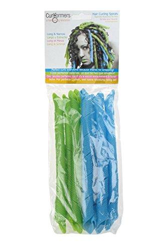 Curlformers Lengthy Corkscrew Curls Most sensible up Pack
