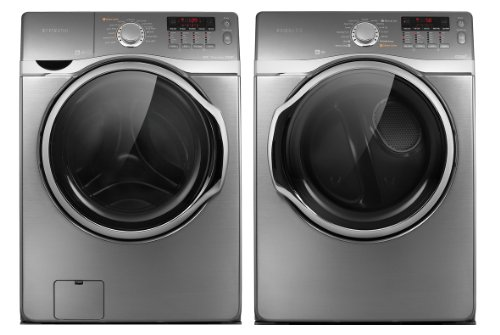 apartment washer dryer combo samsung stainless platinum 3