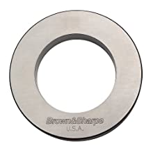 "Brown & Sharpe 599-281-380 Inside Micrometer Setting Ring for Style A and Style B, 0.35"" Diameter"