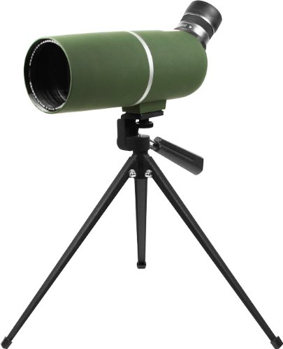Aim Sports 30-90X65 Spotting Scope (Green)