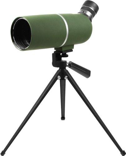 Aim Sports 30-90X65 Spotting Scope (Green)