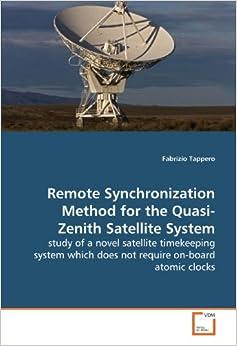 Remote Synchronization Method For The Quasi Zenith