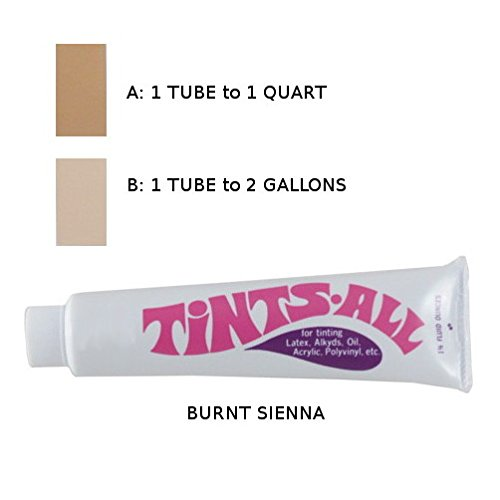 1.5 oz. Burnt Sienna Tint (# 12) (Paint Tint compare prices)