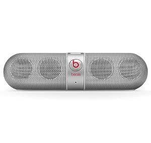 Beats by Dr Dre Pill Bluetooth Wireless Speaker - Silver