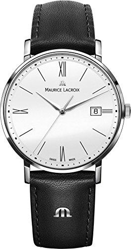 Maurice Lacroix Eliros EL1087-SS001-111-1 Reloj de Pulsera para hombres Plano & ligero
