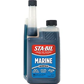 STA-BIL 22240 Marine Fuel Stabilizer - 32 oz.