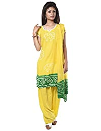 NITARA Women's Cotton Stitched Salwar Suit Sets - B01AJK3EAS