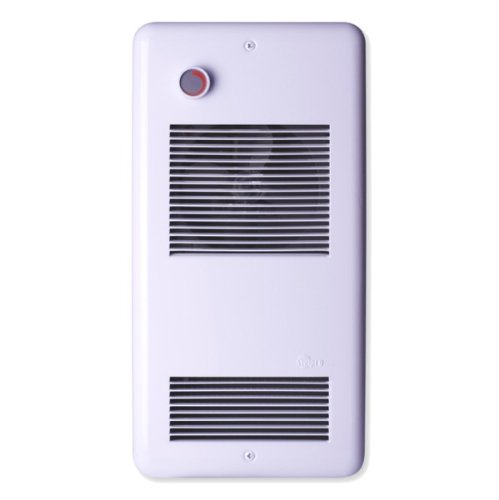 Stelpro Arwf2002W Whisper Quiet Electric Wall Heater - White Finish - Can Be Mounted Horizontally Or Vertically
