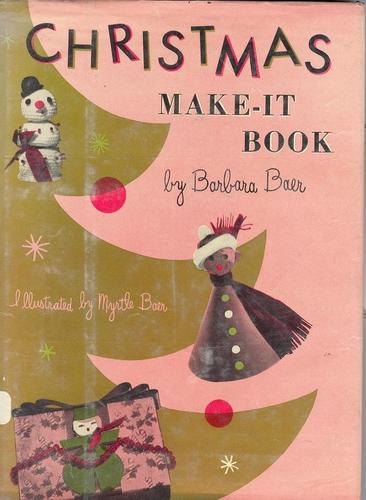 Christmas Make-It Book