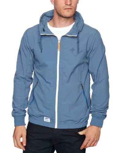 Addict Method Men's Jacket Blue Large