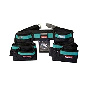 Makita 845018-X Heavy-Duty Tool Belt