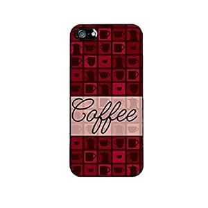 Vibhar printed case back cover for Apple iPhone 6s Plus RetroCoffeeBackground
