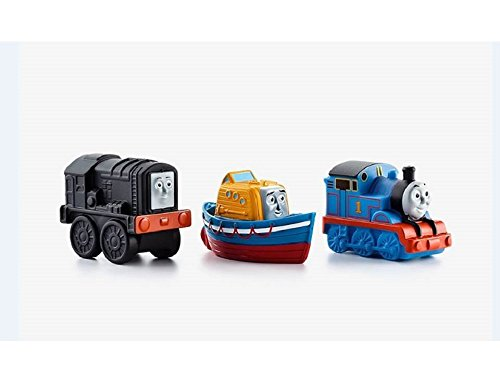 The breeze fun Thomas the Tank Engine on the water at Fisher-Price :: bath! - 1