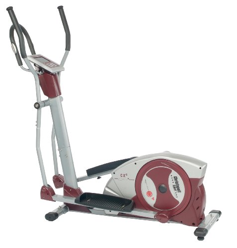 ellipticals crosstrainer test christopeit crosstrainer ergometer cx 6 rot silber. Black Bedroom Furniture Sets. Home Design Ideas