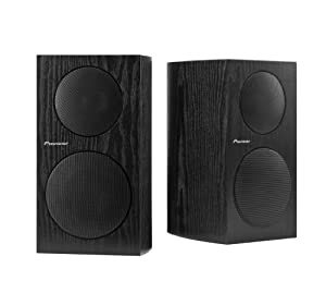 Pioneer SP-BS21-LR 80-Watts RMS 2-Way Speakers (Pair)