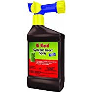 Hi-Yield Systemic Lawn & Garden Insect Spray-32 OZ SYSTEMIC SPRAY RTS