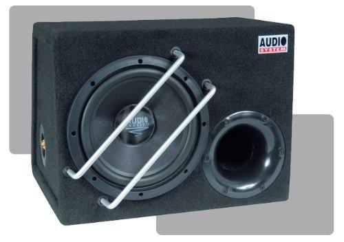 Audio System HX 08 SQ BR 20 cm Bassreflex-Subwoofer