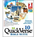QuickVerse Bible Suite 10 - Study & Reference Software - 2012 Edition (Windows & Mac)