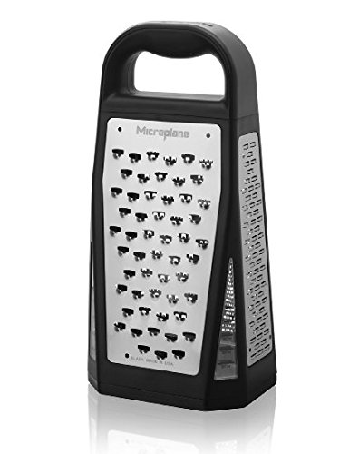 Microplane Elite Box Grater 34009 (Good Grips Microplane compare prices)