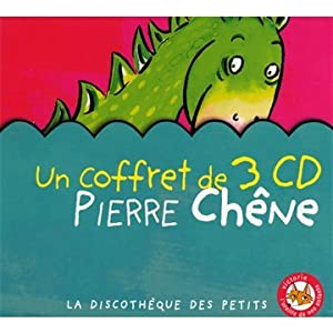 Coffret 3 CD : Pierre Chene