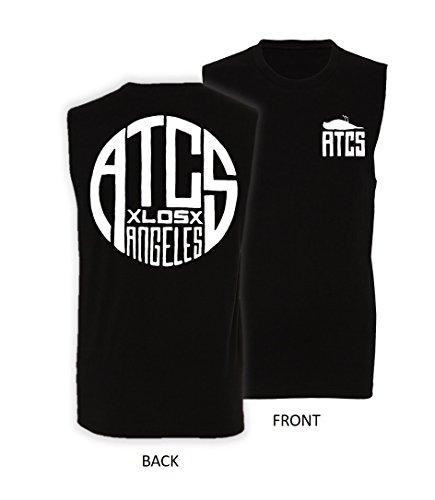 Atticus -  T-shirt - Uomo Black Large