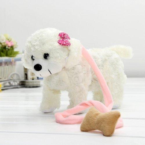 Water-Wood-Electronic-Singing-Dancing-Husky-Pet-Dog-Toy-Walking-Puppy-Kids-Children-Gift