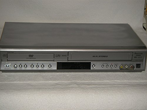 JVC DVD Player/VCR Combo Model # HR-XVC12S, Perfect!
