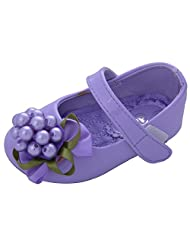 Doink Shoes PU Baby Girls Ballerina