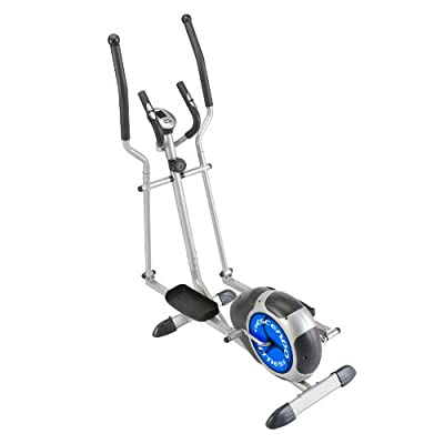 Crescendo Fitness Magnetic Resistance Elliptical Cross Trainer by Crescendo Fitness