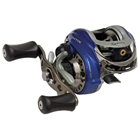 Quantum Fishing Antix 10 Bearing 6.3:1 Right Hand Baitcast Fishing Reel