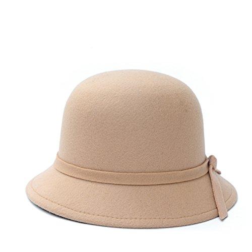 Cappelli Derby/ pelose bucket hat/Cappello pescatore/Cappelli vintage Inghilterra/Cappelli di ombra all'aperto-A