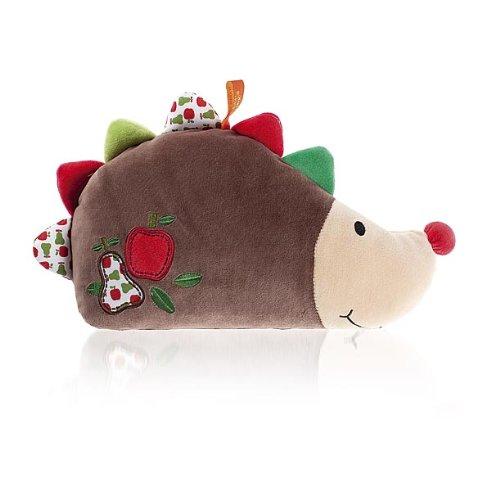 Fashy Cuddly Hot Water Bottle Hedgehog 0.8L