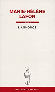 L'annonce : roman, Lafon, Marie-Hélène