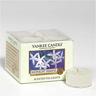 Midnight Jasmine Tealights Yankee Candle from yankee candle/Bubbleush Divine Gifts