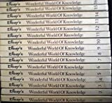Disneys Wonderful World of Knowledge [16 Volume Set]