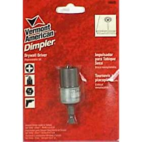 Vermont American 16627 Dimpler Drywall Drivers