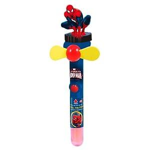 Ventilador con caramelos Spiderman