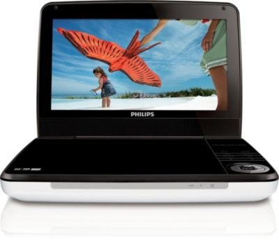 Philips PD9030/05 9 Inch Portable DVD Player