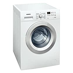 Siemens WM08X161IN Front-loading Washing Machine (6 Kg, White)