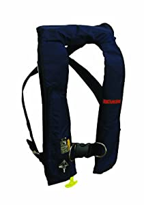 Revere ComfortMax Manual Inflatable Lifevest with Harness PFD by Revere