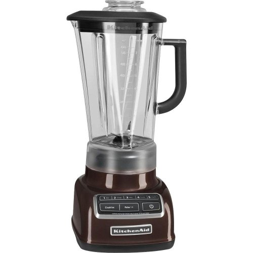 Kitchenaid Diecast 5-speed Blender Ksb1575es Diamond Vortex Blade Espresso