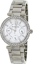 Michael Kors MK5615 33 Silver Steel Bracelet & Case Women's Quartz Watch