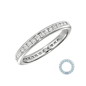 Gabriel & Co. - Diamond Stackable Ring