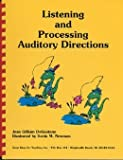 img - for Listening and Processing Auditory Directions book / textbook / text book