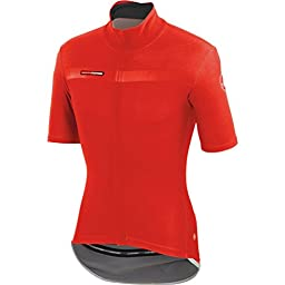 Castelli Gabba 2 Jersey - Short-Sleeve - Men\'s Red, M