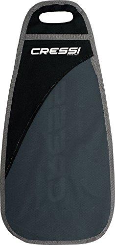 Cressi Neoprenhandschuhe High Qualität Tasche für Schnorchel Combo Set schwarz schwarz Für Erwachsene