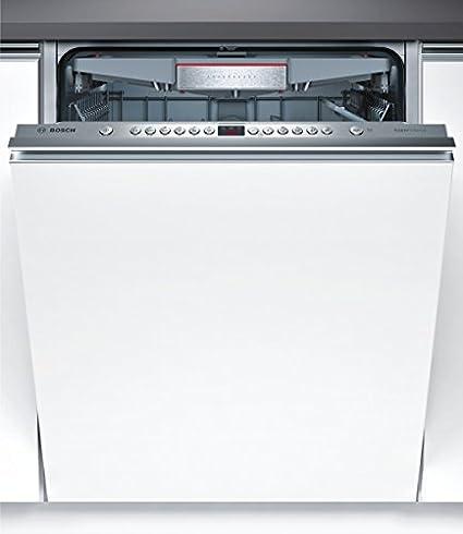 Bosch SMV69N70EU lave-vaisselle - lave-vaisselles (Entièrement intégré, A, A+++, Acier inoxydable, Blanc, boutons, 220 - 240 V)